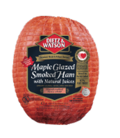 Dietz & Watson Sliced Maple Glazed Smoked Ham