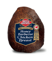 Dietz & Watson Sliced Honey Barbecue Chicken Breast