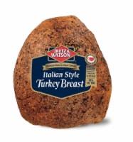 Dietz & Watson Sliced Italian Style Turkey Breast - 1 lb