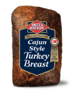 Dietz & Watson Sliced Cajun Style Turkey Breast