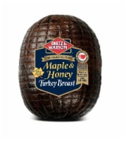Dietz & Watson Sliced Maple & Honey Turkey Breast