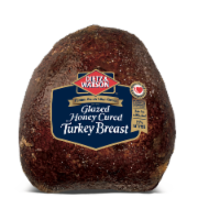 Dietz & Watson Sliced Glazed Honey Cured Turkey Breast