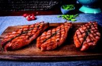 Fresh Coho Salmon Fillet (Service Counter) - $12.99/lb