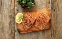 Farm Raised Canadian Skinless Salmon Portions - 1 RW