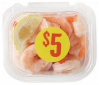 Unseasoned Shrimp Bowl