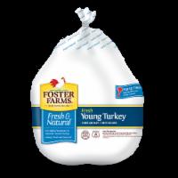 Foster Farms Grade A Whole Fresh Turkey (10-17 lb)
