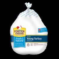 Foster Farms Grade A Whole Fresh Turkey (16-20 lb)