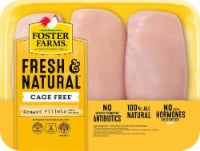 Foster Farms Boneless Skinless Chicken Breast Fillets