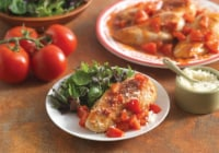 Sun-Dried Tomato Chicken Breast