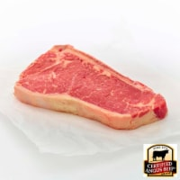 Certified Angus Beef Choice Boneless Strip Steak (1 Steak)