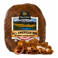 Boar's Head All American BBQ Oven Roasted Boneless Skinless Chicken Breast