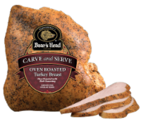 Boar's Head Carve & Serve Oven Roasted Turkey Breast