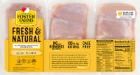 Foster Farms Fresh & Natural Chicken Thigh Fillets Boneless & Skinless (10-12 per Pack)