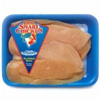 Smart Chicken Natural Thin Sliced Boneless Skinless Chicken Breast