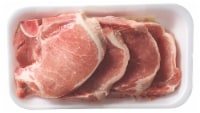 Pork Bone-In Center Cut Chops (About 3-4 Chops per Pack)
