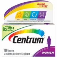 Centrum Women Mulitvitamin / Multimineral Supplement Tablets