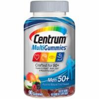 Centrum Men 50+ MultiGummies