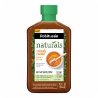 Robitussin Naturals Cough Relief Honey & Ivy Leaf Dietary Supplement Liquid