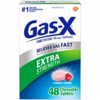 Gas-X Extra Strength Antigas Cherry Creme Chewable Tablets