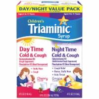 Triaminic Children's Combo Day/Night Cold & Cough Liquid
