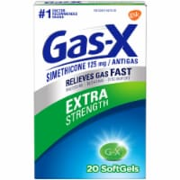 Gas-X Extra Strength Softgels 125mg