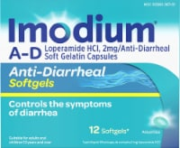 Imodium A-D 2mg/Anti-Diarrheal Softgels