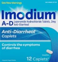 Imodium A-D Caplets 12 Count