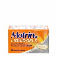 Motrin Ibuprofen Liquid Gels 200mg
