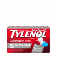 Tylenol Extra Strength Pain Reliever & Fever Reducer 500 mg Rapid Release Gels