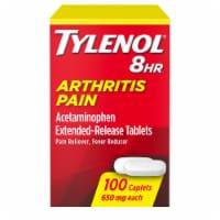 Tylenol 8-Hour Arthritis Pain Extended Release Caplets