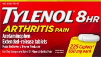 Tylenol 8-Hour Arthritis Pain Extended Release Tablets 650mg