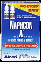 Naphcon A Eye Allergy Relief