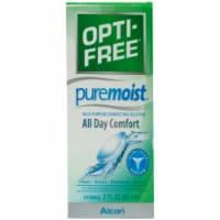 Opti-Free Puremoist Multi-Purpose Disinfecting Solution - 2 fl oz