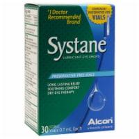 Alcon Systane Lubricant Eye Drops Vials
