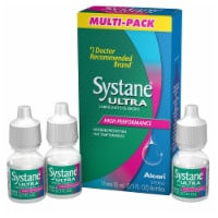 Systane Ultra Lubricant Eye Drops (10ml., 3 Pack) - 1 unit
