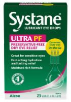 Alcon Systane Ultra Lubricating Eye Drops