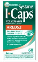 Systane I-Caps AREDS 2 Coated Tablets