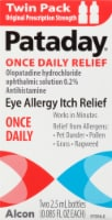 Pataday Once Daily Allergy Relief Eye Drops Twin Pack - 2 ct / 0.85 fl oz