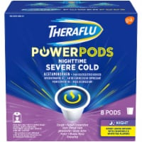 Theraflu Nighttime Severe Cold Power Pods 8 Count