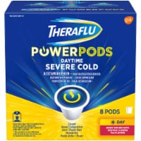 Theraflu Daytime Severe Cold Power Pods 8 Count