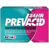 Prevacid 24 Hour Heartburn Relief Capsules 15mg