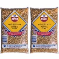 Popcorn -14 Pounds, 8 Packs (each pack 28 oz) Total 14 LB - 224 oz - 1