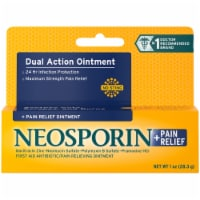 Neosporin Max Strength Dual Action Pain Relief Ointment