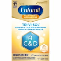 Enfamil Tri-Vi-Sol Liquid Multivitamin Supplement Drops