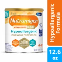 Enfamil Nutramigen with Enflora LGG Hypoallergenic Infant Formula Powder with Iron