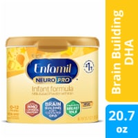 Enfamil Neuropro Non-GMO Infant Formula Powder with Iron