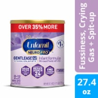 Enfamil NeuroPro Gentlease Infant Formula Milk-Based Powder