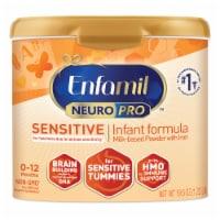 Enfamil NeuroPro Sensitive Infant Formula Milk-Based Powder with Iron - 19.5 oz