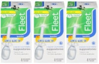 Fleet Liquid Glycerin Adult Suppositories (3 Pack)
