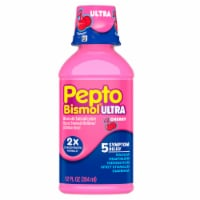Pepto-Bismol Ultra Cherry 5 Symptom Relief Liquid